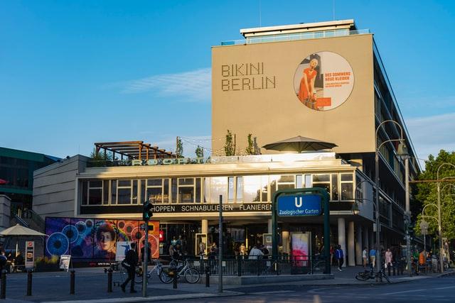 Bikini Berlin – einen Schritt weiter beim Wandel Berlins