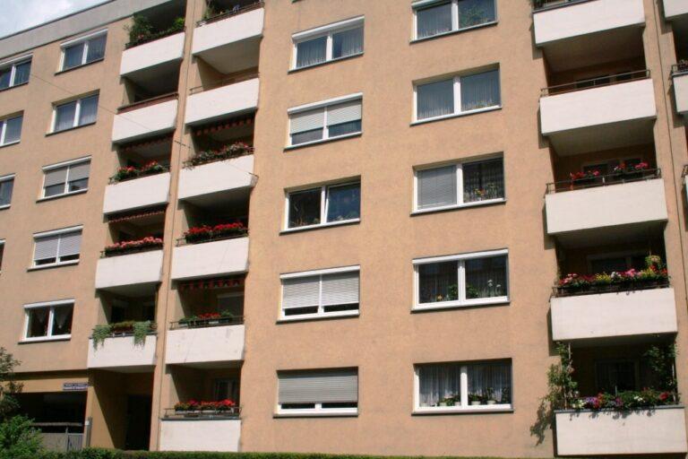Frankfurt am Main – Bauen in die Höhe gegen Wohnungsmangel