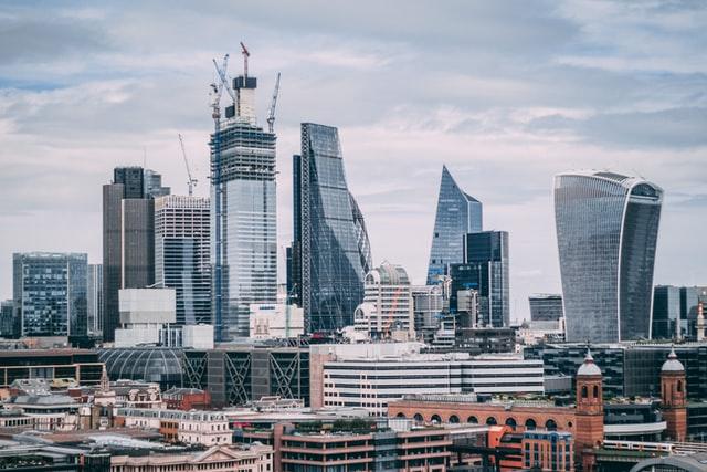 Einfach (ästhetisch?) – London und seine Wolkenkratzer