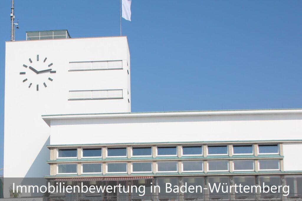 Immobilienbewertung Baden-Württemberg