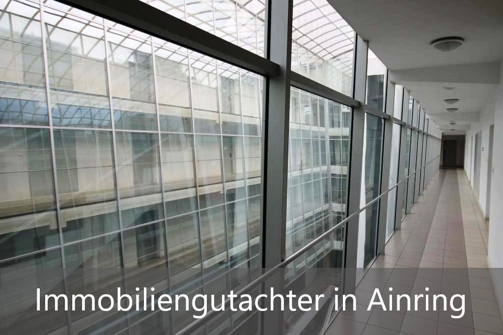 Immobilienbewertung Ainring