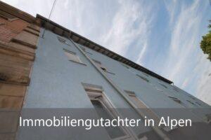 Immobiliengutachter Alpen (Niederrhein)