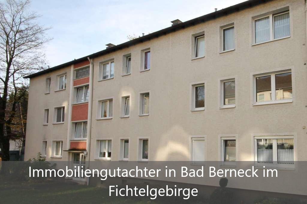 Immobilienbewertung Bad Berneck im Fichtelgebirge