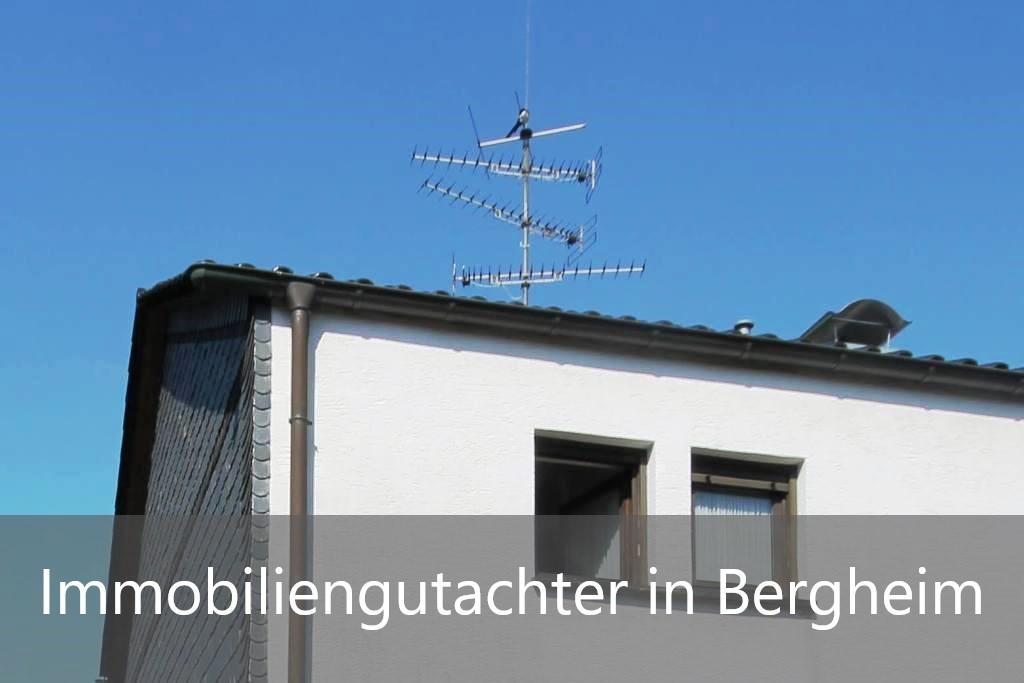 Immobilienbewertung Bergheim