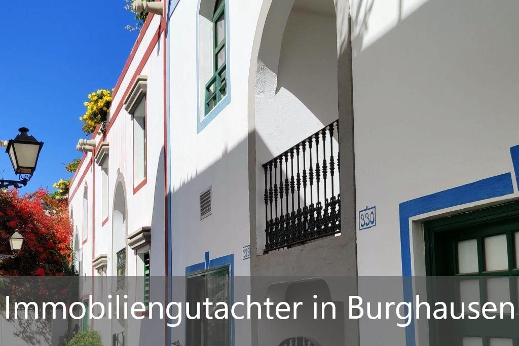 Immobilienbewertung Burghausen