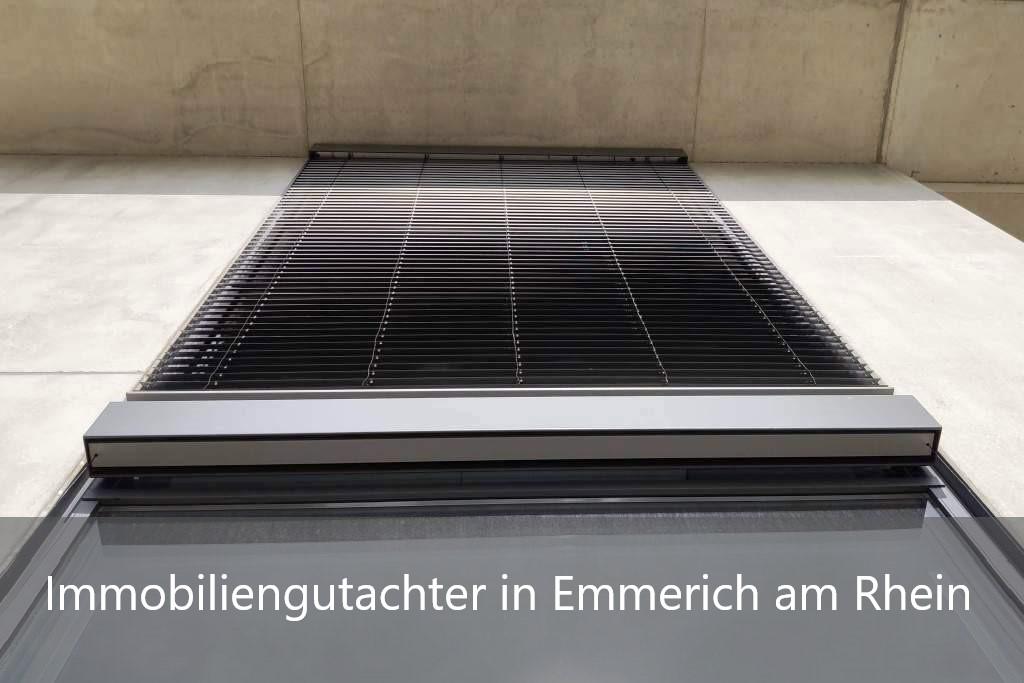 Immobilienbewertung Emmerich am Rhein