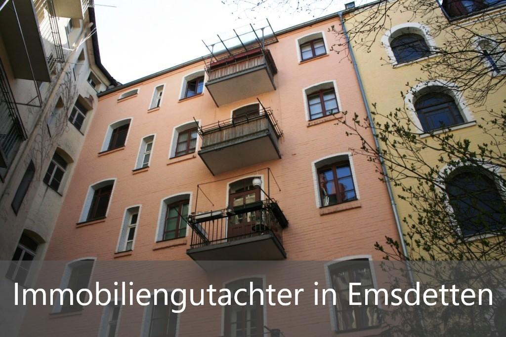 Immobilienbewertung Emsdetten