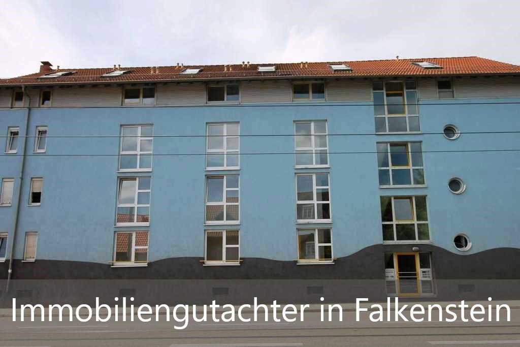 Immobilienbewertung Falkenstein (Oberpfalz)