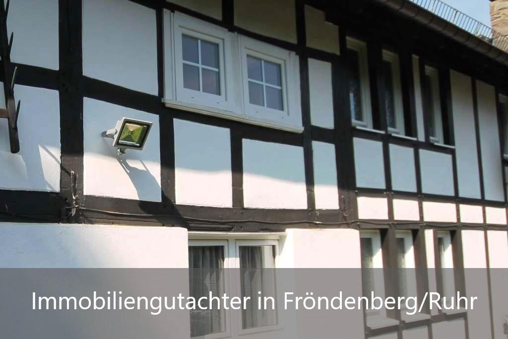Immobilienbewertung Fröndenberg-Ruhr