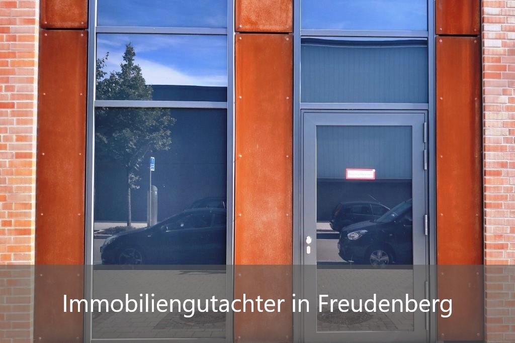 Immobilienbewertung Freudenberg (Siegerland)