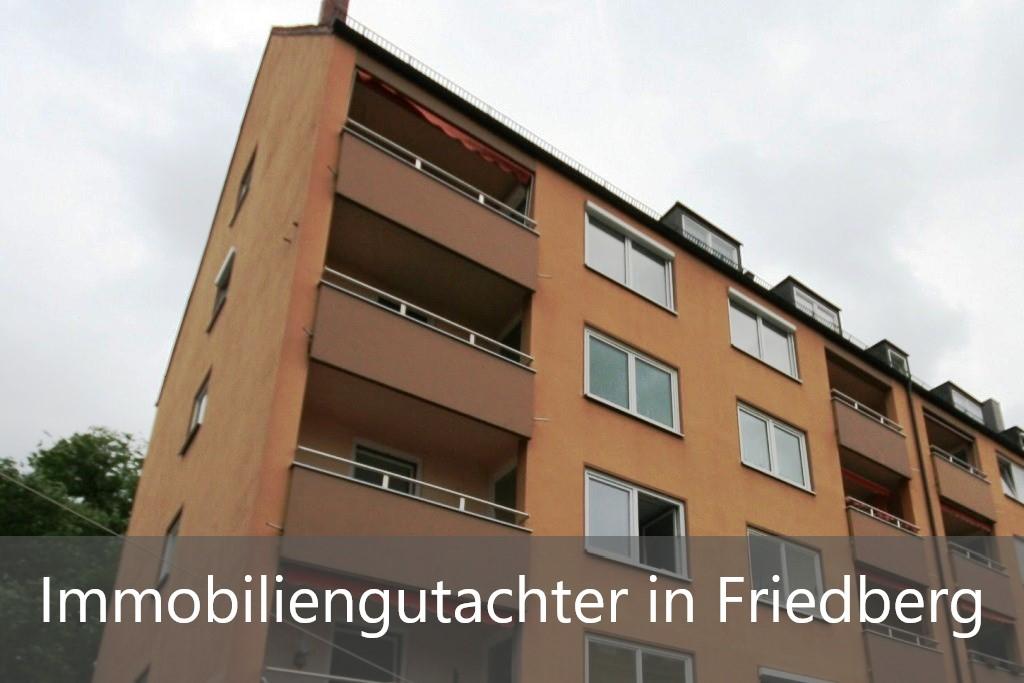 Immobilienbewertung Friedberg (Bayern)