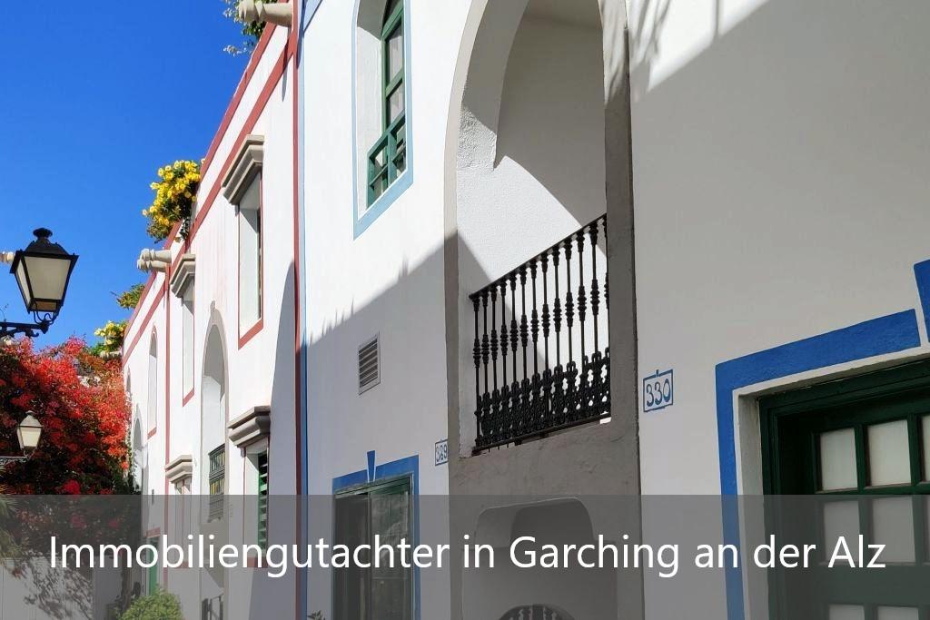 Immobilienbewertung Garching an der Alz