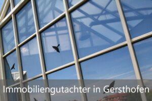 Immobiliengutachter Gersthofen