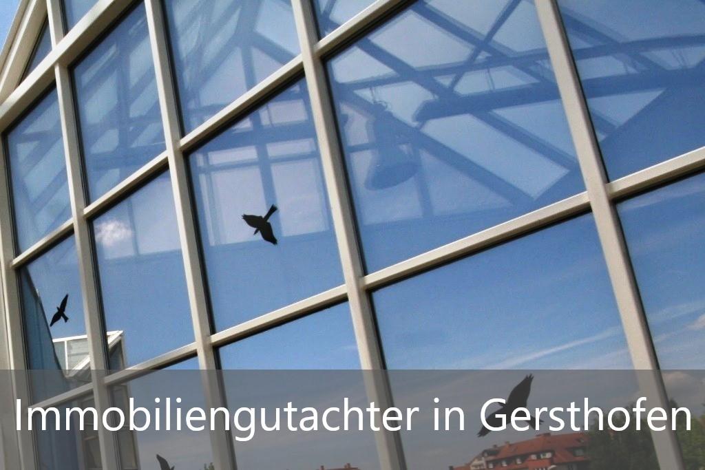 Immobilienbewertung Gersthofen