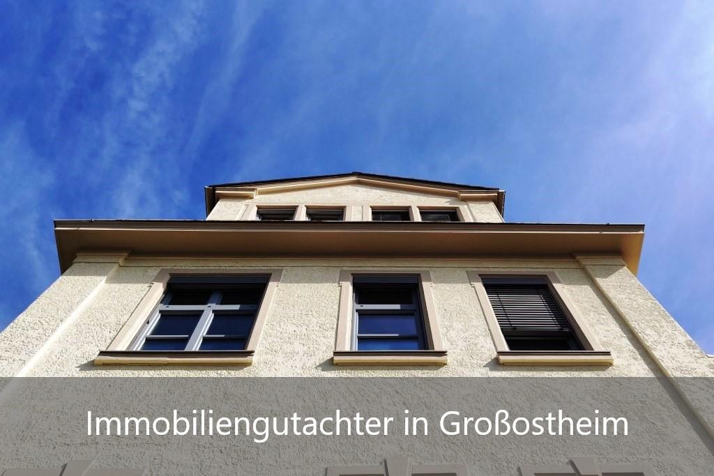 Immobilienbewertung Großostheim