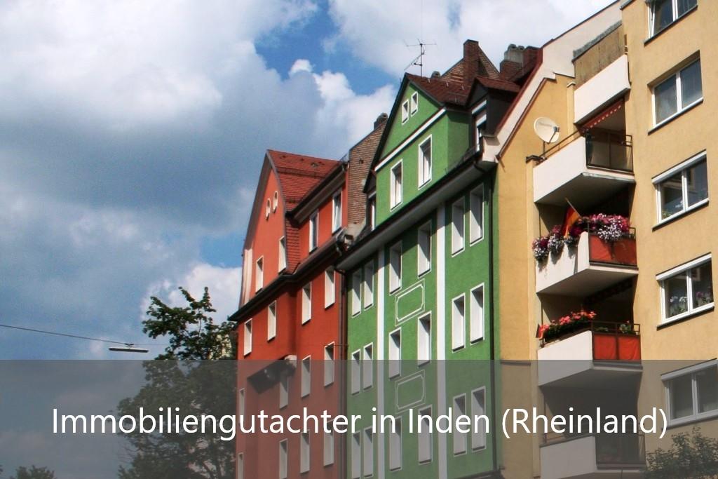 Immobilienbewertung Inden (Rheinland)