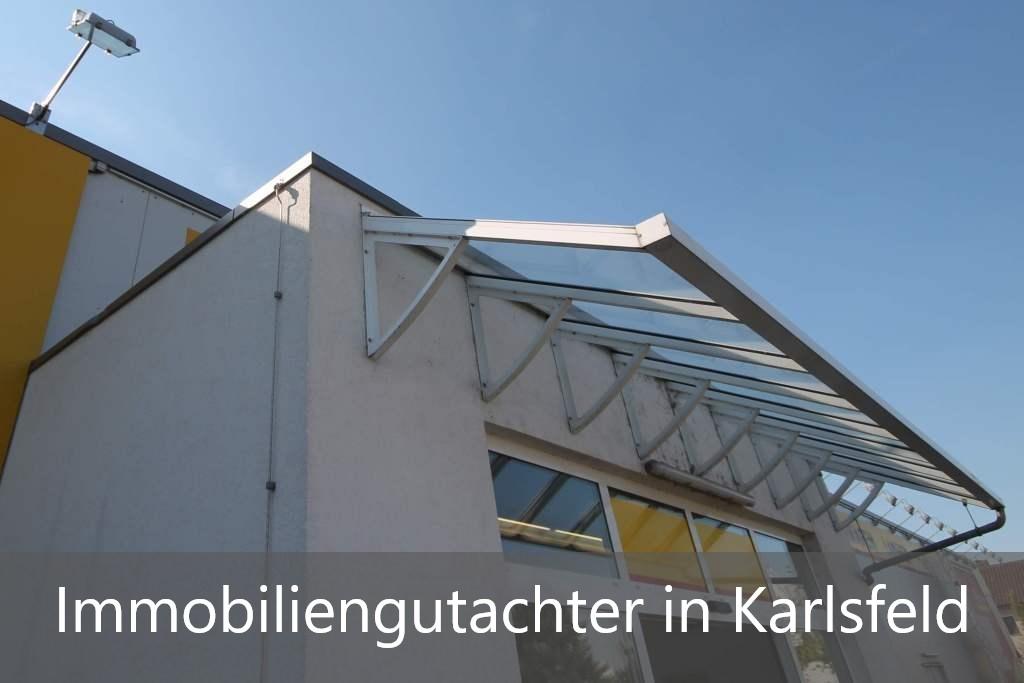 Immobilienbewertung Karlsfeld