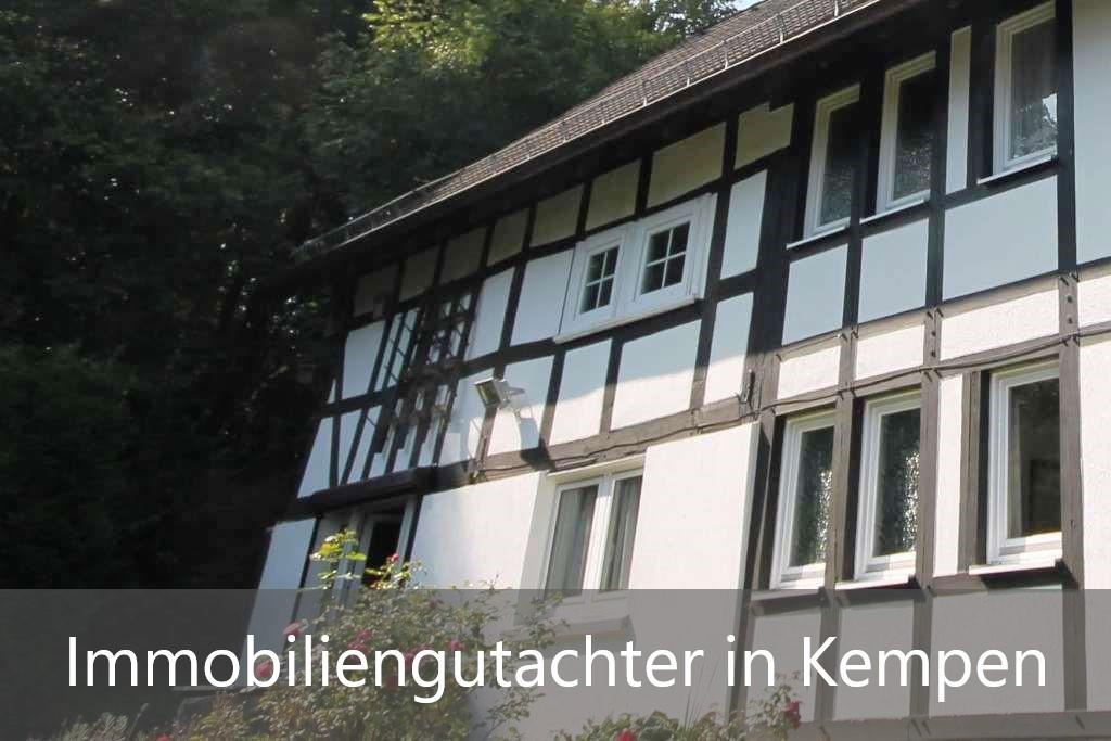 Immobilienbewertung Kempen