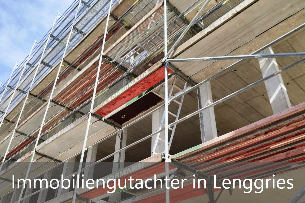 Immobilienbewertung Lenggries