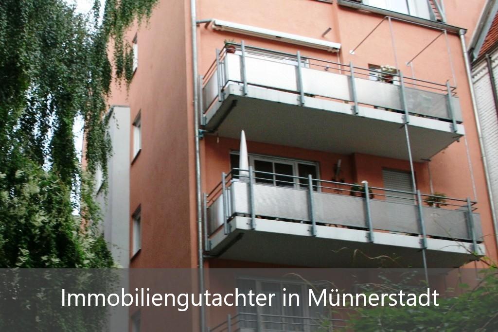 Immobilienbewertung Münnerstadt