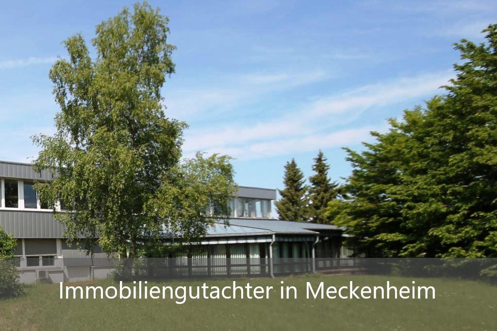 Immobilienbewertung Meckenheim (Rheinland)