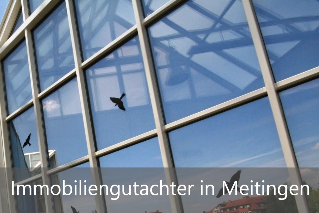 Immobilienbewertung Meitingen