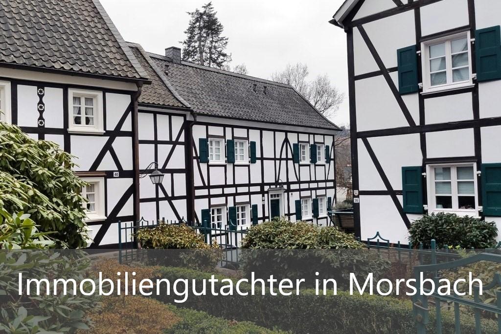 Immobilienbewertung Morsbach