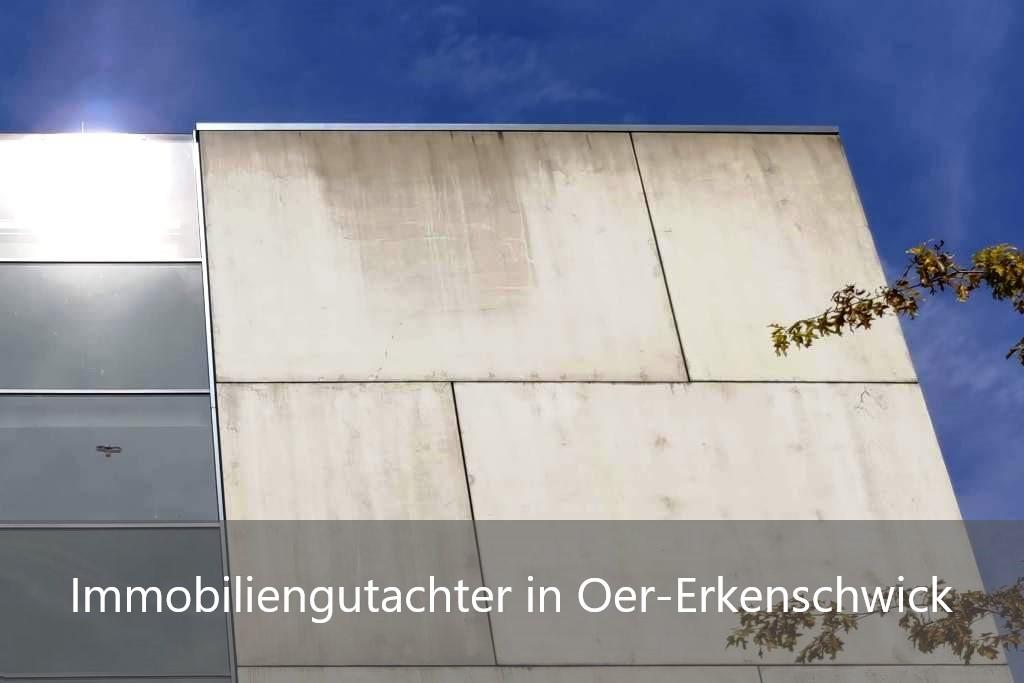 Immobilienbewertung Oer-Erkenschwick