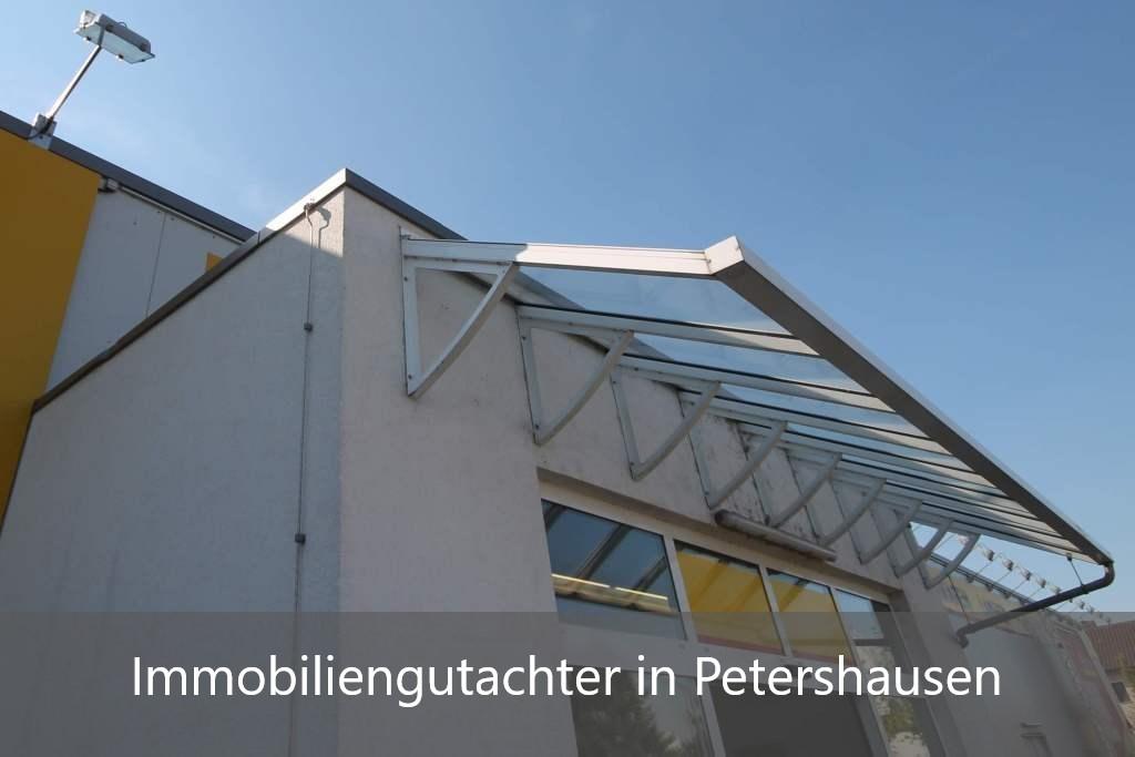 Immobilienbewertung Petershausen