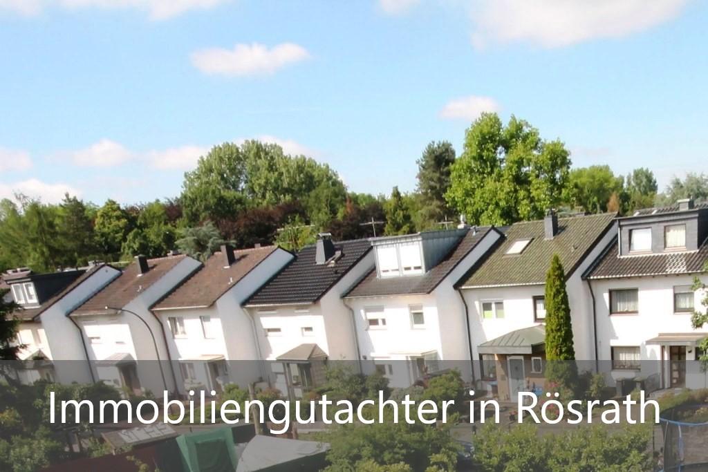 Immobilienbewertung Rösrath