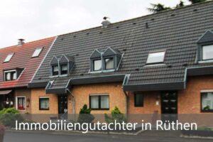 Immobiliengutachter Rüthen