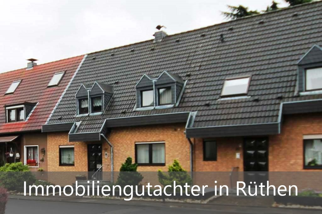 Immobilienbewertung Rüthen