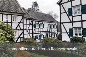 Immobiliengutachter Radevormwald