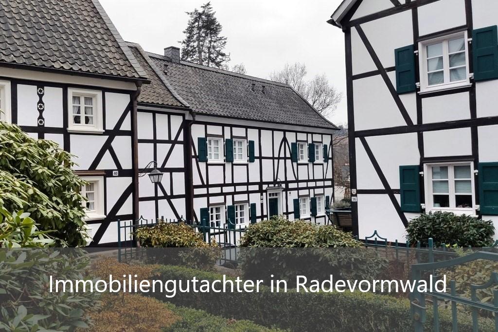 Immobilienbewertung Radevormwald