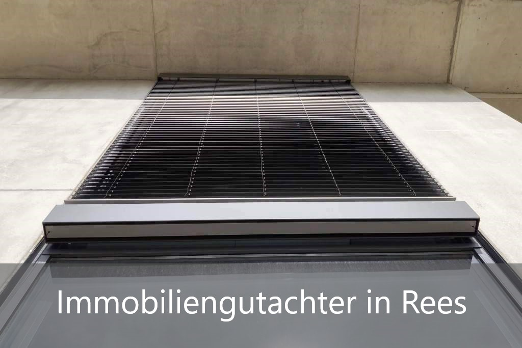 Immobilienbewertung Rees