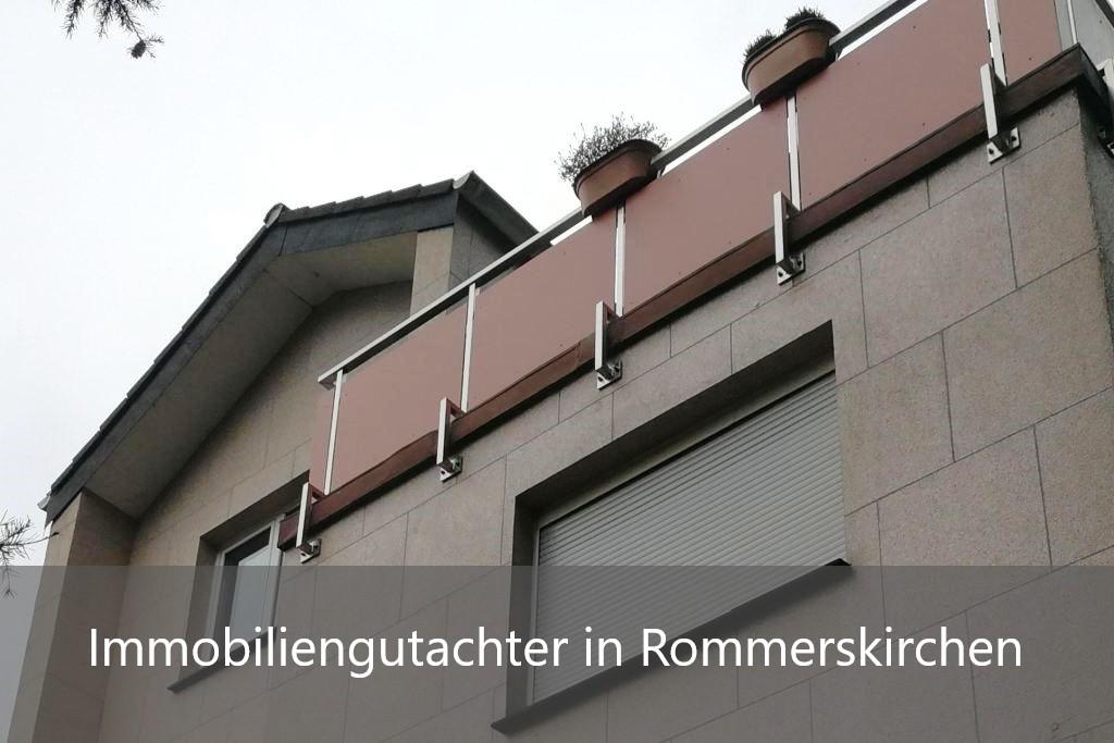 Immobilienbewertung Rommerskirchen