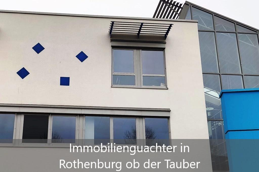 Immobilienbewertung Rothenburg ob der Tauber
