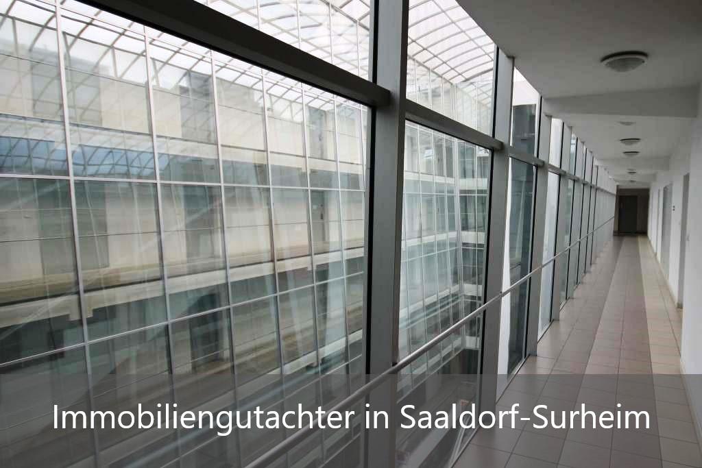 Immobilienbewertung Saaldorf-Surheim