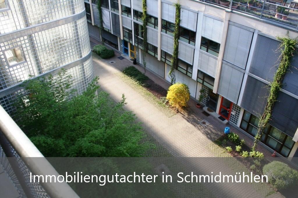 Immobilienbewertung Schmidmühlen