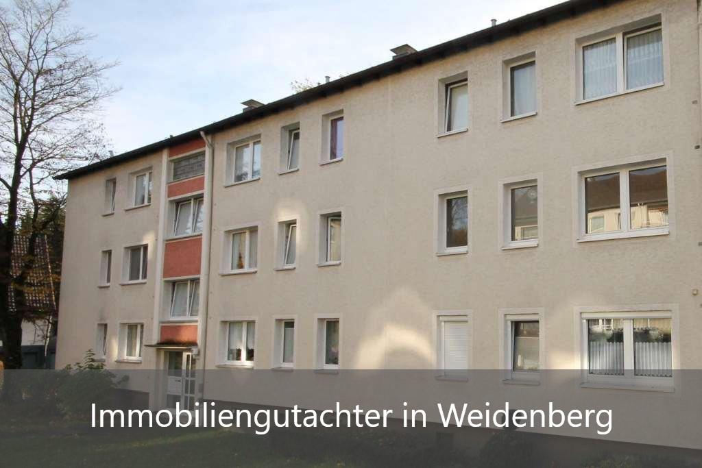 Immobilienbewertung Weidenberg