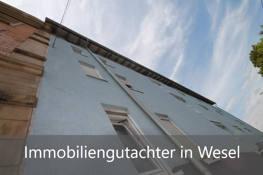 Immobilienbewertung Wesel