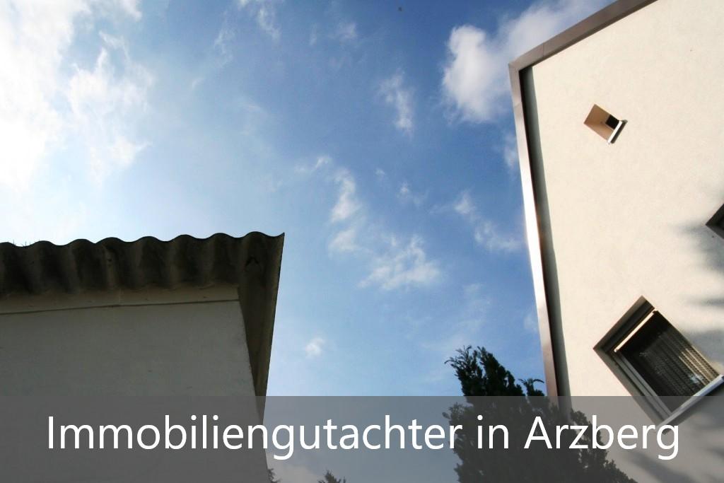 Immobilienbewertung Arzberg (Oberfranken)
