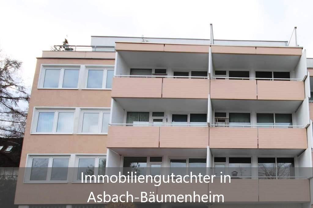 Immobilienbewertung Asbach-Bäumenheim
