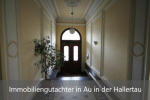 Immobiliengutachter Au in der Hallertau