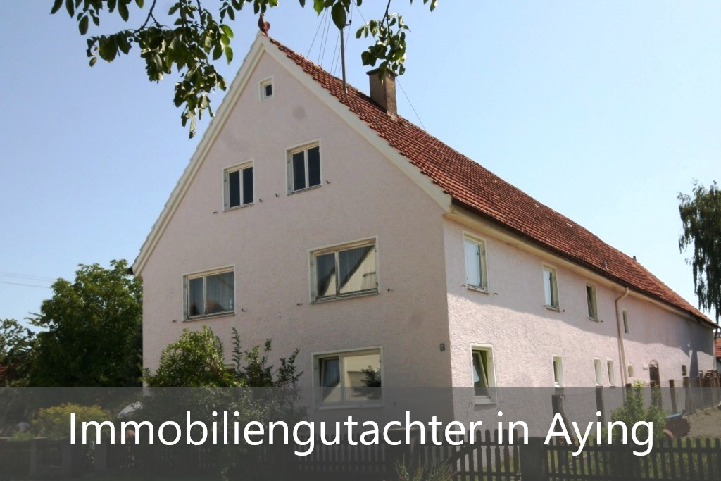 Immobilienbewertung Aying