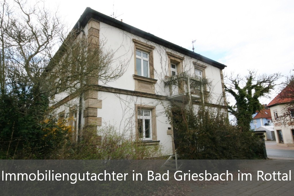Immobilienbewertung Bad Griesbach im Rottal