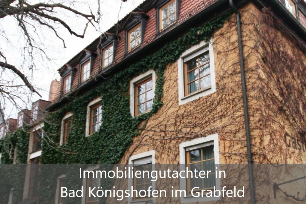 Immobilienbewertung Bad Königshofen im Grabfeld