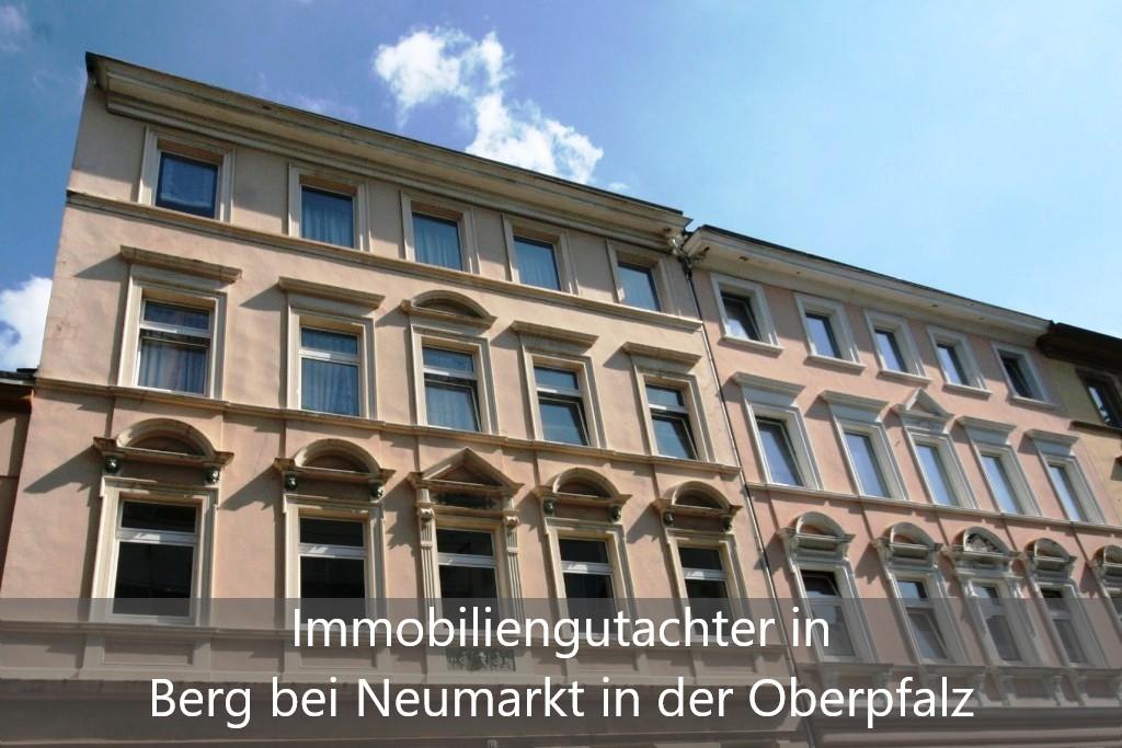 Immobilienbewertung Berg bei Neumarkt in der Oberpfalz