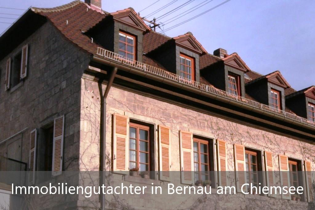 Immobilienbewertung Bernau am Chiemsee