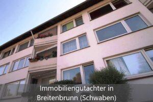 Immobiliengutachter Breitenbrunn (Schwaben)